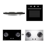 Mayer Kitchen Bundle Set MMGH882/SS882+MMDO8+MMSI903OT