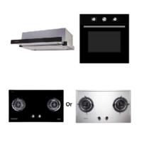 Mayer Kitchen Bundle Set MMGH882/SS882+MMDO8+MMTH90