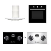 Mayer Kitchen Bundle Set MMCH905+MMDO8+MMGH883/SS883