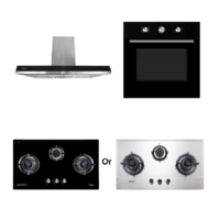 Mayer Kitchen Bundle Set MMCH907S+MMDO8+MMGH883/SS883