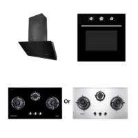 Mayer Kitchen Bundle Set MMSH8099-L+MMDO8+MMGH883/SS883