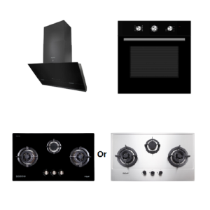 Mayer Kitchen Bundle Set MMSH8099-L+MMDO8+MMGH883/SS883