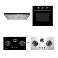 Mayer Kitchen Bundle Set MMSI900HS+MMDO8+MMGH883/SS883