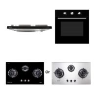 Mayer Kitchen Bundle Set MMSI903OT+MMDO8+MMGH883/SS883