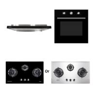 Mayer Kitchen Bundle Set MMSI903OT+MMDO8+MMGH883/SS883