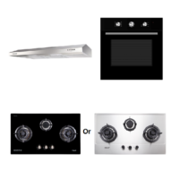 Mayer Kitchen Bundle Set MMSL901SM+MMDO8+MMGH883/SS883
