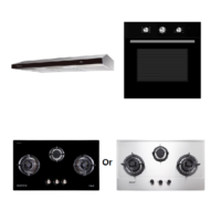 Mayer Kitchen Bundle Set MMSL902BE+MMDO8+MMGH883/SS883