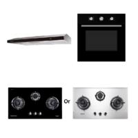 Mayer Kitchen Bundle Set MMSL902BE+MMDO8+MMGH883/SS883