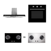 Mayer Kitchen Bundle set3 MMGH772/SS772+MMCH907S+MMDO8