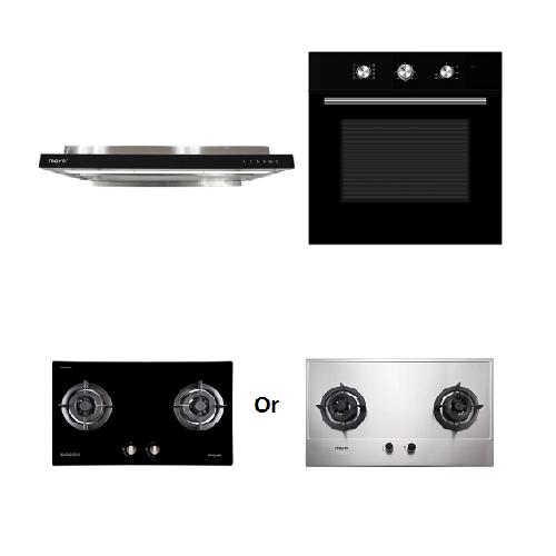 Mayer kitchen Bundle Set8 MMGH772/SS772+MMSI903OT+MMDO8