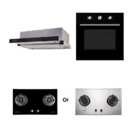 Mayer kitchen Bundle Set9 MMGH772/SS772+MMTH90+MMDO8