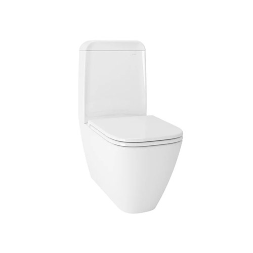 TOTO CW273PJ Toilet Bowl with Rimless bowl design and Tornado Flushing