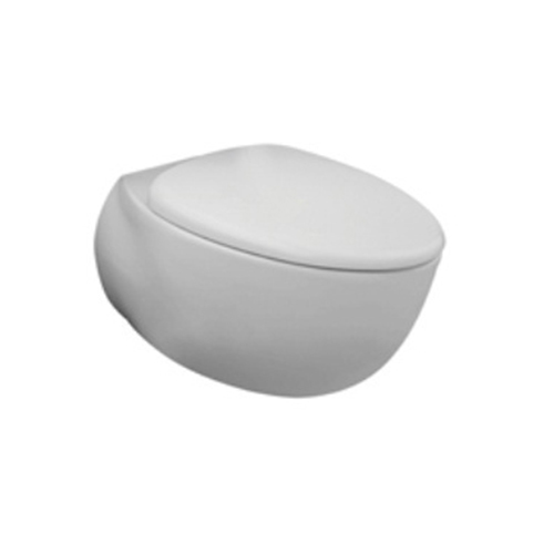 TOTO CW812J for wall hung installation