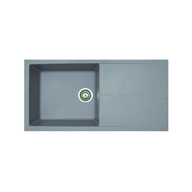 Carysil Deluxe #1000 (1B+1D) Size: 1000mm x 500mm x 205mm