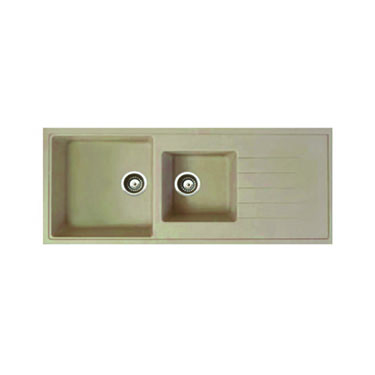 Carysil Deluxe 1160 (2B+1D) Size: 1160mm x 500mm x 205mm