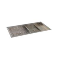 EC22106 Double bowl kitchen sink