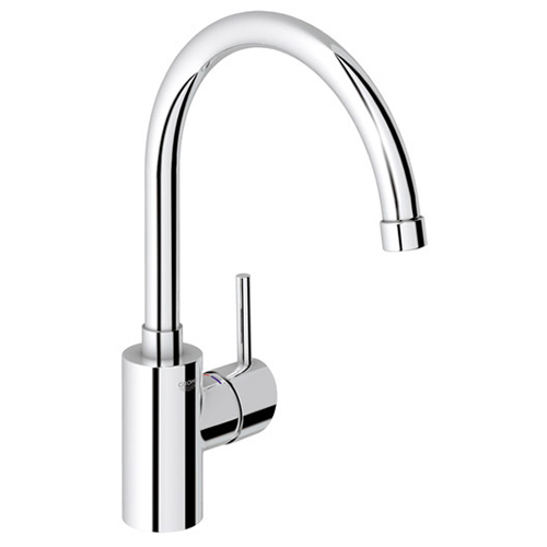 grohe kitchen sink mixer tap ideal merchandise pte ltd rh bathroom com sg grohe bauedge monobloc kitchen sink mixer tap grohe minta kitchen sink mixer tap