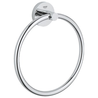 Grohe Essential Towel Ring IDEAL MERCHANDISE