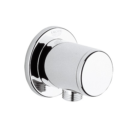 "Grohe-Relexa Shower Outlet Elbow, 1/2"" -28636000"