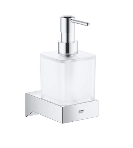 Grohe-Selection Cube Soap Dispenser-40805000
