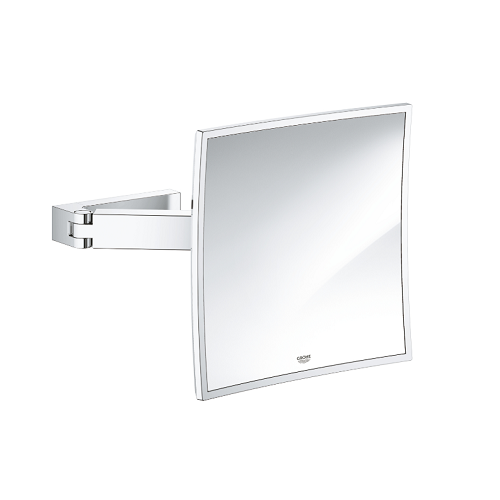 Grohe-Selection Cube Cosmetic Mirror-40808000
