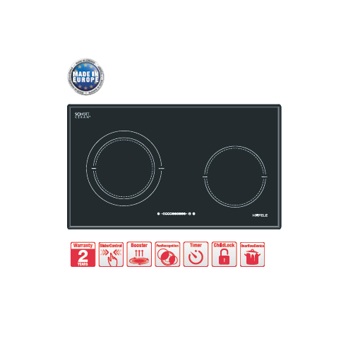 Hafele 77cm Induction Hob HC-I772A