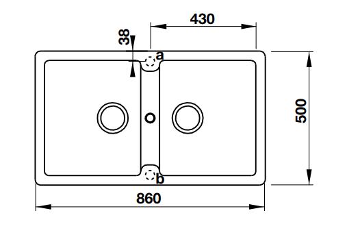 Hafele Antonious-HS-GD8650-Grey Specification 1