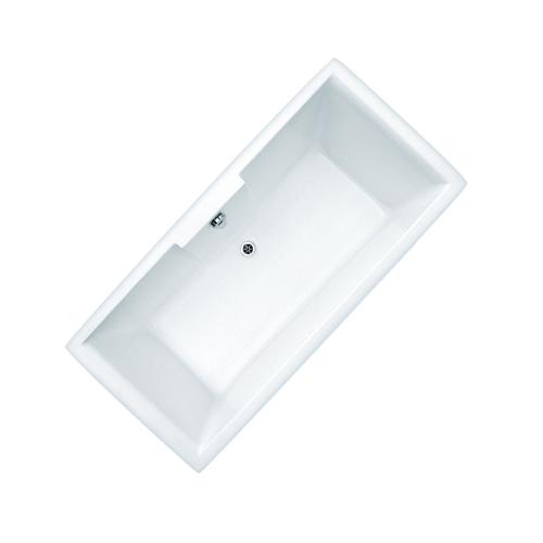 Hydrabaths Built-in Bathtub Cuboid