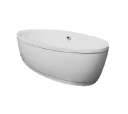 Hydrabaths free standing bathtub Patricia