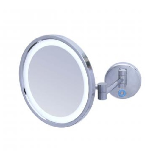 Wall-Mounted Single side 5x Magnification with automatic energy-saving white light