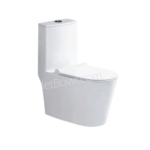 Inspire One-piece toilet bowl 6035