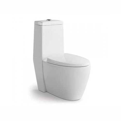 Inspire 6075 One-piece Water Closet. Available in 'P' trap (suitable for 'S' trap 3