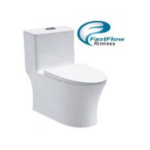Inspire one piece toilet bowl 6099