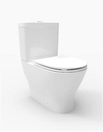 Kohler Reach up Dual flush Two-piece toilet K-26062K-0