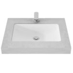 TOTI under counter basin LW540J