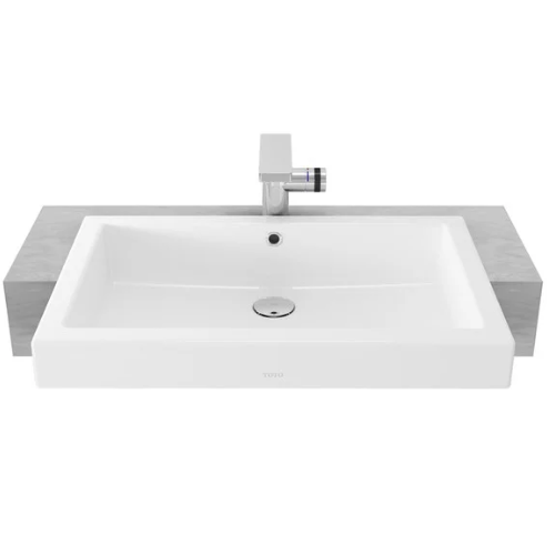 TOTO semi recessed basin LW646J