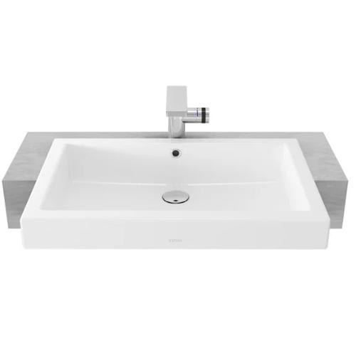 TOTO semi recessed basin LW646J