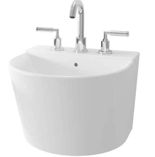 TOTO wall hung basin LW898J