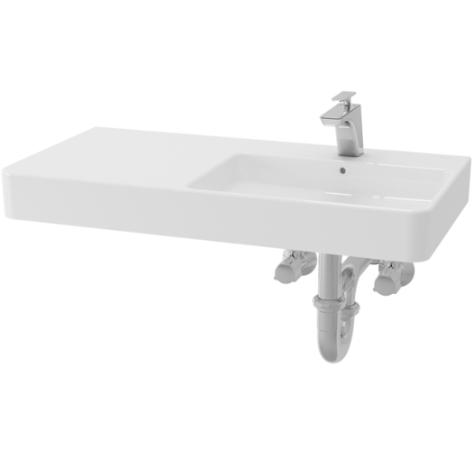 TOTO wall hung basin LW954CJR