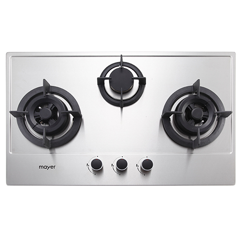 Mayer Stainless Steel Gas Hob MMSS773