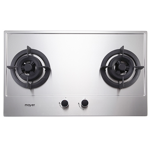 Mayer Stainless Steel Gas Hob MMSS882
