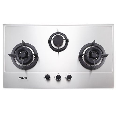 Mayer Stainless Steel Gas Hob MMSS883H