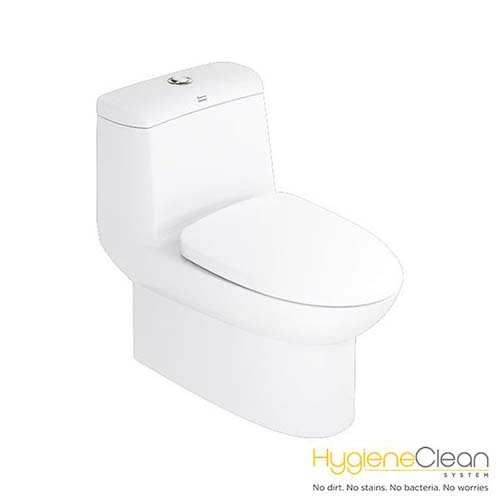 American Standard Milano One-piece Toilet CL20415