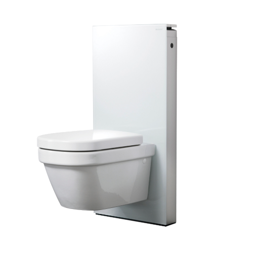 Geberit monolith wall hung WC 131.026.SI.5