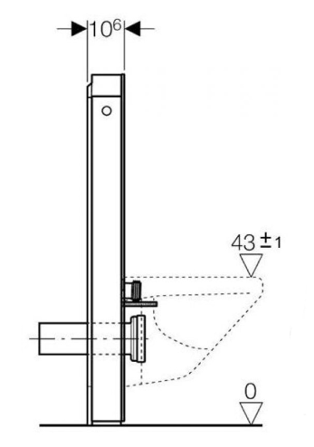 Monolith Wall Hung WC Specification 2
