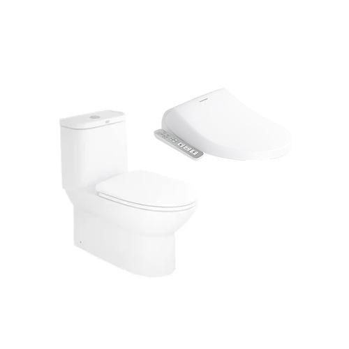 Neo Modern CL25315 One-piece Toilet with Pristine E-Bidet