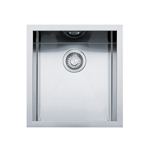 Franke planar PZX 110-39 stainless steel sink