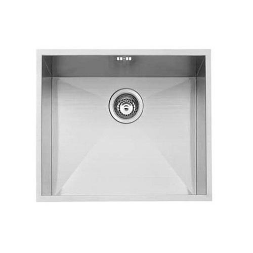 Franke planar PZX 110-45 stainless steel sink