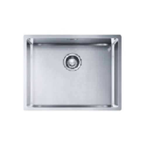 Franke planar PZX 110-50 stainless steel sink