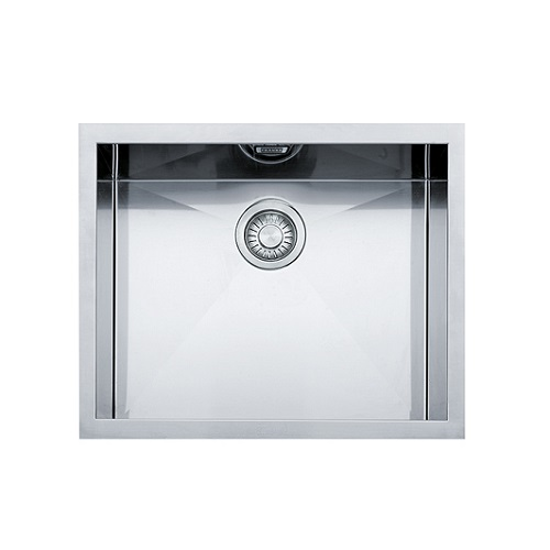 Franke planar PZX 110-54 stainless steel sink